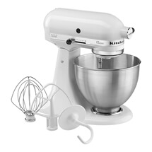 Mixer KitchenAid wit K45 4,2 L