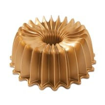 Bakvorm NORDIC WARE Brilliance Bundt model gold